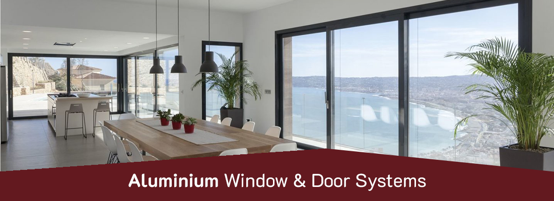 aluminium window and doors